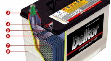باتری ماشین و علت شارژ نشدن آن