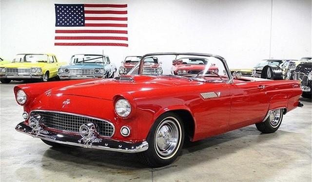 خودروهای کلاسیک دهه ۵۰ میلادی