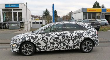 خودروی جدید کیا در ژنو