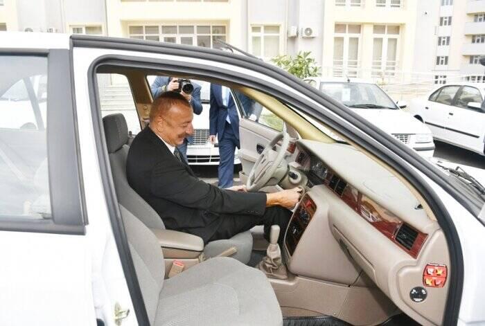 اولین خودروی مشترک ایران خودرو و جمهوری آذربایجان