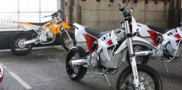گزارش تصویری از برترین موتورسیکلتهای الکتریکی