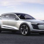خودروی جدید برقی آئودی