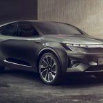 رونمایی از خودروی الکتریکی پیشرفته چینیها در لاسوگاس/تصاویر