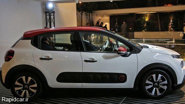 خودروی مشترک سیتروئن و سایپا
