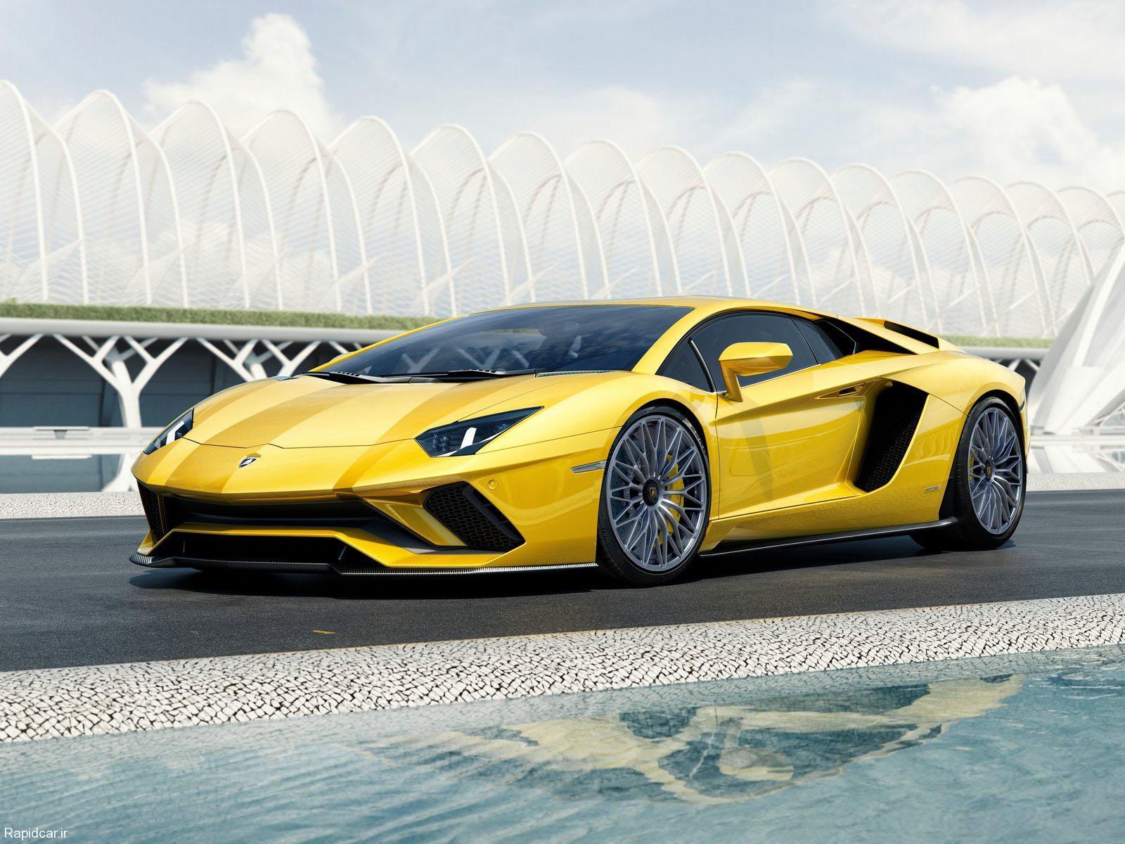 اتومبیل Lamborghini آونتادور S