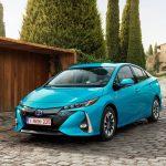 اتومبیل Toyota Prius Plug-in Hybrid 2018