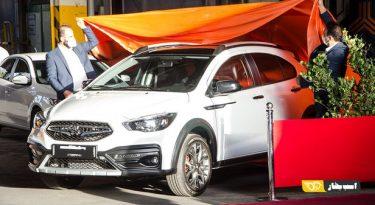 مشخصات خودروی آریا سایپا، نخستین کراس اوور ایرانی