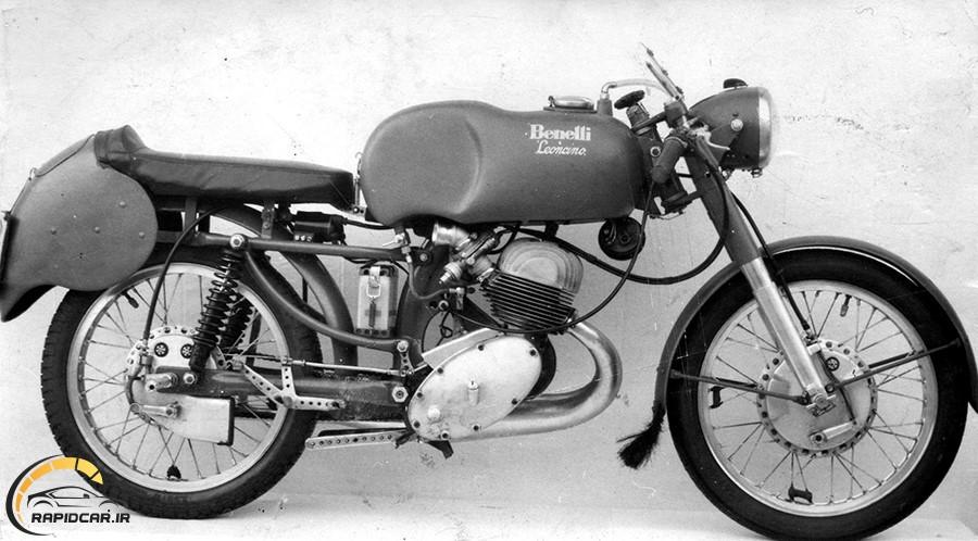 موتور قدیمی بنتلی